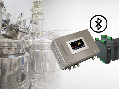 eNodApp android application from SCAIME for eNod4 weighing transmitters