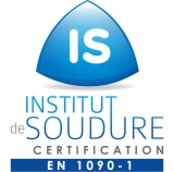 SCAIME EN1090 certification