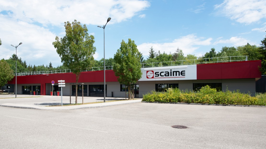 SCAIME headquarter factory